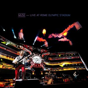 MUSE LIVE AT ROME OLYMPIC STADIUM Cover
