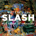 Slash feat. Myles Kennedy & The Conspirators // World On Fire