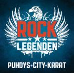 Puhdys, City, Karat // Rocklegenden