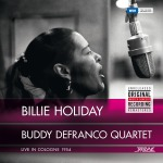 Billie Holiday / Buddy DeFranco Quartet // Live In Cologne 1954