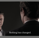 David Bowie // Nothing Has Changed