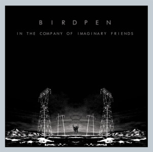 Birdpen In The Company Of Imaginary Friends Cover