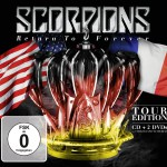 Scorpions Return To Forever (Tour Edition) Cover