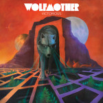 Wolfmother Victorious Cover