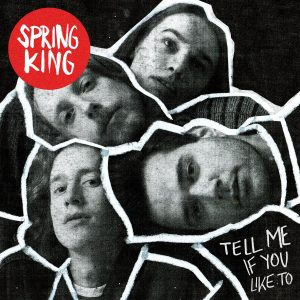 Spring King - Tell Me If You Like To Cover
