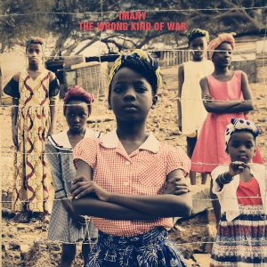 Imany - The Wrong Kind Of War Cover