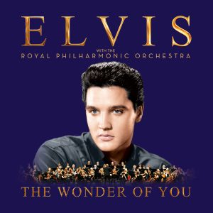 Elvis Presley & The Royal Philharmonic Orchestra, The Wonder Of You Cover