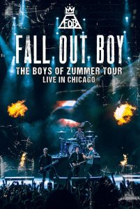 Fall Out Boy, Boyz Of Zummer: Live in Chicago Cover