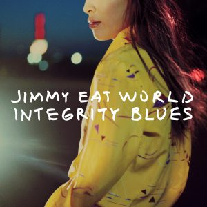 Jimmy Eat World, Integrity Blues Cover