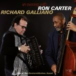 Ron Carter and Richard Galliano An Evening With Cover