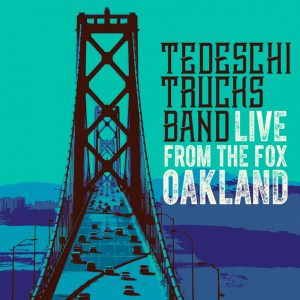 Tedeschi Trucks Band Live From The Fox Oakland Cover