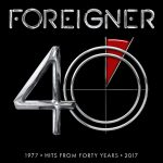 Foreigner 40 Cover