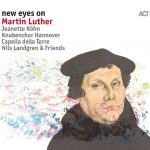 Nils Landgren & Friends New Eyes On Martin Luther Cover