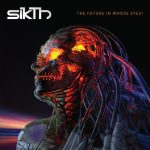 SikTh The Future In Whose Eyes Cover