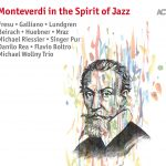 Various Artists Monteverdi In the Spirit Of Jazz Cover