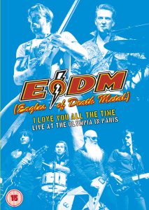 Eagles Of Death Metal I Love You All The Time: Live At The Olympia Paris Cover