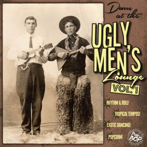 Various Artists Down At The Ugly Men_s Lounge Vol 1 Cover