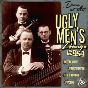 Various Artists Down At The Ugly Men_s Lounge Vol 2 Cover