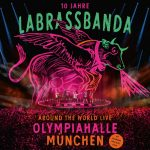 LaBrassBanda Around The World Live Cover