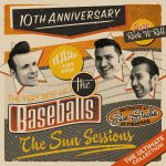 The Baseballs The Sun Sessions Cover