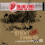 The Rolling Stones Sticky Fingers Live At The Fonda Theatre Cover