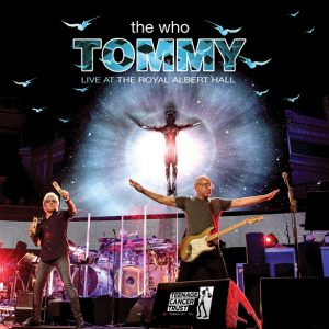 The Who Tommy - Live At The Royal Albert Hall Cover