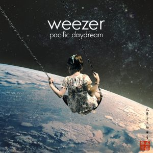 Weezer Pacific Daydream Cover