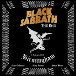 Black Sabbath The End Live In Birmingham Cover