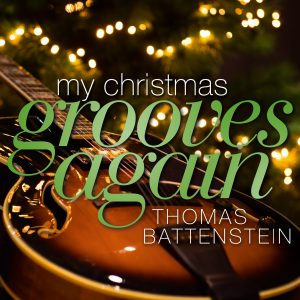 Thomas Battenstein My Christmas Grooves Again Cover