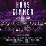 Hans Zimmer Live In Prague Cover