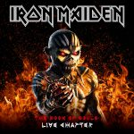 Iron Maiden The Book Of Souls Live Chapter Cover