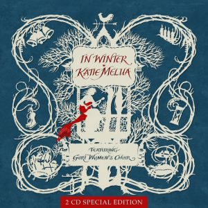 Katie Melua In Winter Special Edition Cover