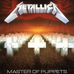Metallica Master Of Puppets Remastered Cover