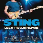 Sting Live At The Olympia Paris Cover