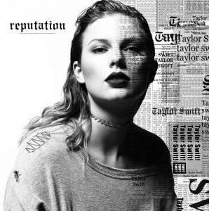 Taylor Swift reputation Cover