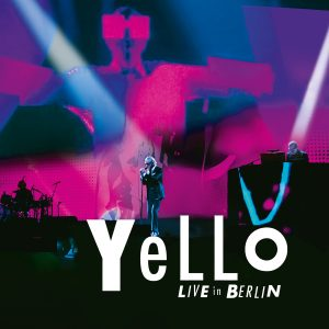 Yello Live in Berlin Cover