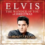 Elvis Presley The Wonder Of You and Christmas Cover