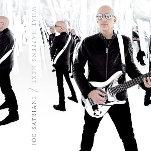 Joe Satriani What Happens Next Cover