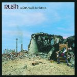 Rush A Farewell to Kings Cover