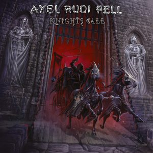 Axel Rudi Pell Knights Call Cover