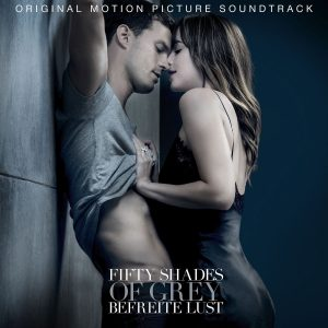 OST Various Fifty Shades Of Grey 3 Cover