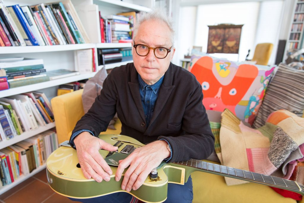 Bill Frisell (Foto: Monica Jane Frisell)