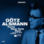 Goetz Alsmann Paris-New York-Rom_Die Blue Note Trilogie Cover
