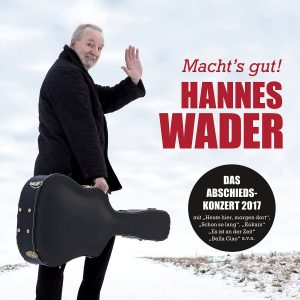 Hannes Wader Macht's gut! Cover