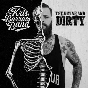 Kris Barras Band The Divine And Dirty Cover