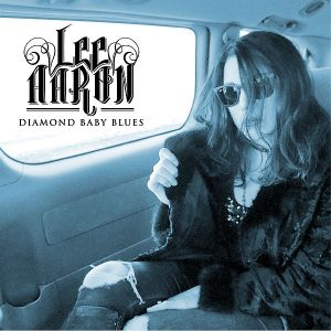 Lee Aaron Diamond Baby Blues Cover