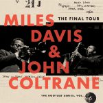 Miles Davis John Coltrane The Final Tour Cover