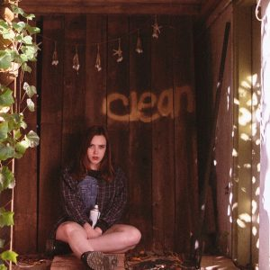 Soccer Mommy Clean Cover