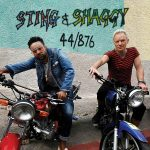 Sting Shaggy 44/876 Cover