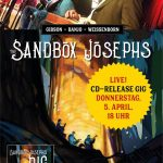 The Sandbox Josephs beim Schallplattenmann